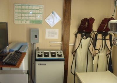 Digital Radiography Room View 1