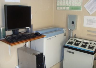 Digital Radiography Room View 2